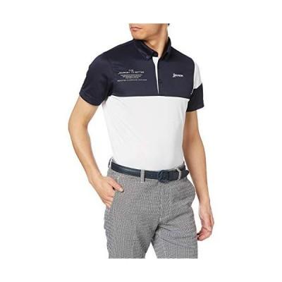 [スリクソン] バイカラーシャツ RGMPJA04 メンズ WH00(ホワイト) 日本 LL (日本サイズ2L相当)