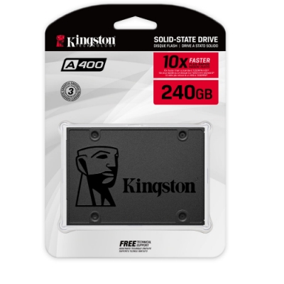 金士頓 Kingston SA400S37/240G A400 SATA3 2.5 240GB SSD 固態硬碟