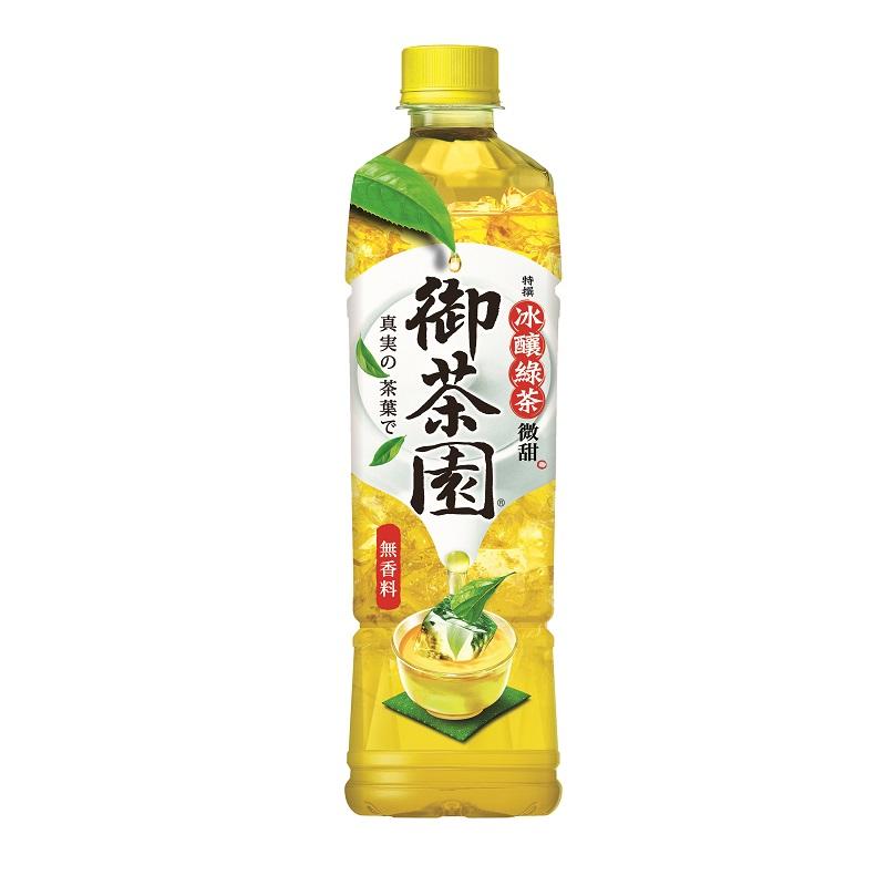 御茶園特撰冰釀綠茶550ml