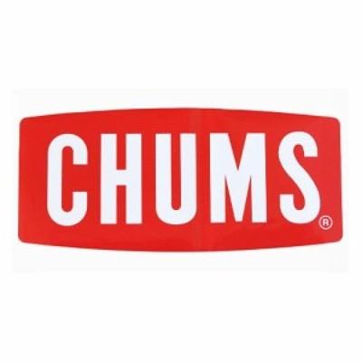 チャムス Sticker CHUMS Logo Large (CHUMS)