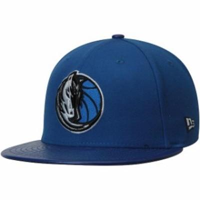 New Era ニュー エラ スポーツ用品  New Era Dallas Mavericks Blue Trophy Champ 59FIFTY Structured Hat