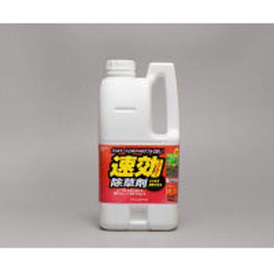 アイリスオーヤマ【園芸用品】速効除草剤 2L 1箱(8個入)(直送品)