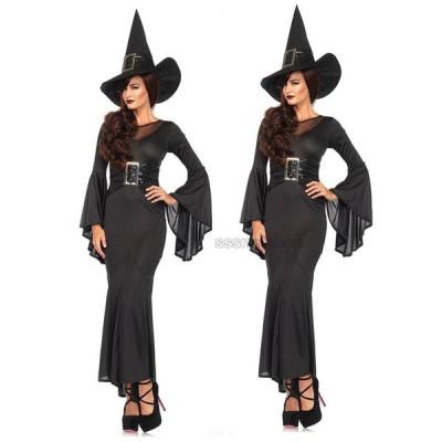巫女悪魔ハロウィンセクシー魔女コスプレワンピース イベント コスチューム  演劇  helloween衣装パーティー仮装 クリスマス