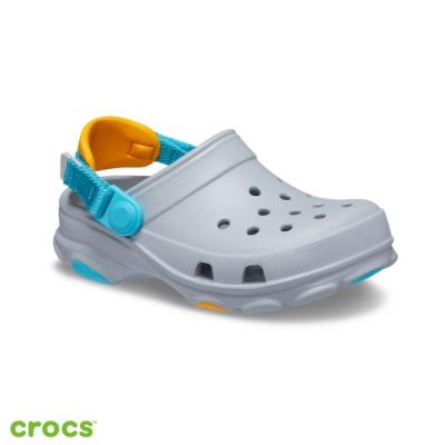[獨家新品]Crocs卡駱馳 (童鞋) 經典特林All Terrain小克駱格-207011-4SL