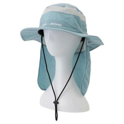 サンシェードハット MIZUNO ミズノ アウトドア トラベル ウエア 帽子 (B2JW1028)