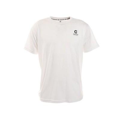ジローム(GIRAUDM) 洗っても機能が続く UVカット 速乾  UV 吸汗速乾 半袖メッシュTシャツ 863GM1CD6668 WHT (メンズ)