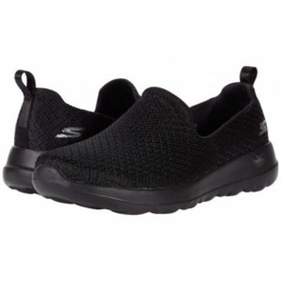 SKECHERS Performance スケッチャーズ レディース 女性用 シューズ 靴 スニーカー 運動靴 Go Walk Joy Fiesta Black【送料無料】