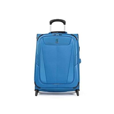 Travelpro Maxlite 5-Softside Lightweight Expandable Upright Luggage, Azure