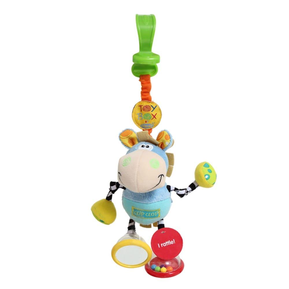 澳洲 Playgro 推車座椅玩具 叮噹小馬