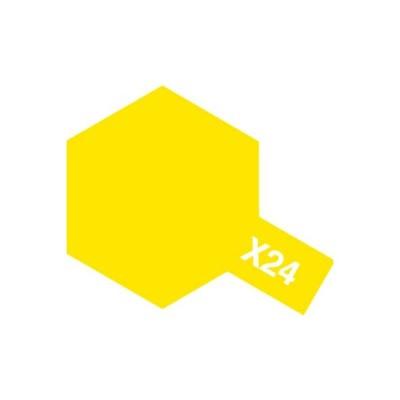 X-24 クリヤーイエロー