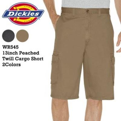 ディッキーズ Dickies ハーフパンツ パンツ ショートパンツ メンズ 13inch PEACHED TWILL CARGO SHORT WR545