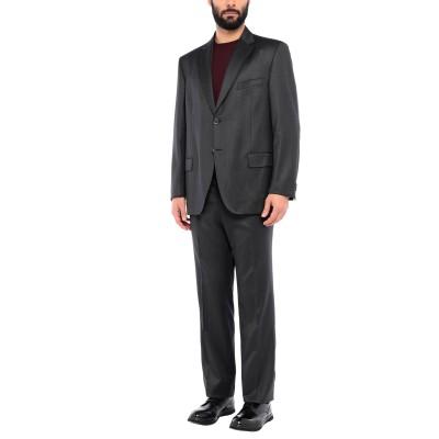 REDA スーツ スチールグレー 58 バージンウール 100% スーツ