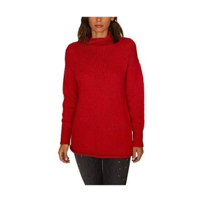並行輸入品Sanctuary | Supersized Curl Up セーター | Street Red | M