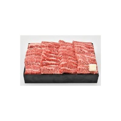 明和町 ふるさと納税 多気郡産 松阪牛バラ焼肉用 600g