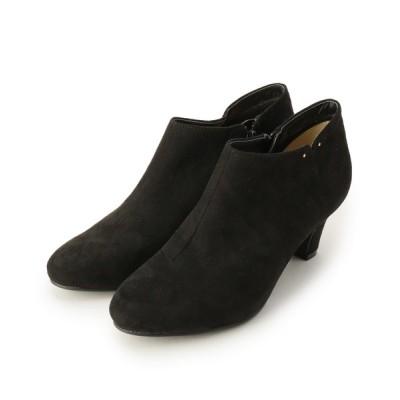 grove / シンプルスタッズ ショートブーティ WOMEN シューズ > ブーツ