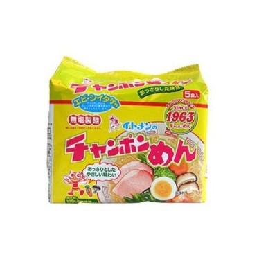 イトメン チャンポンめん 100g 5食パック×6個