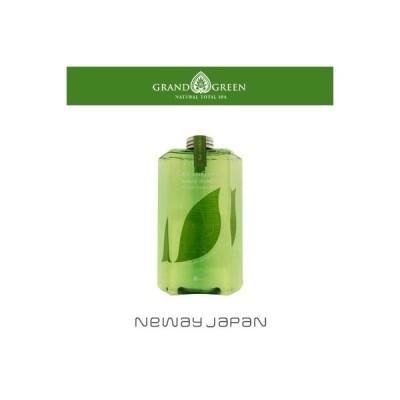 ニューウェイジャパン Grand Green グラングリーン  ナチュラルシャンプー 560ml ポンプつき