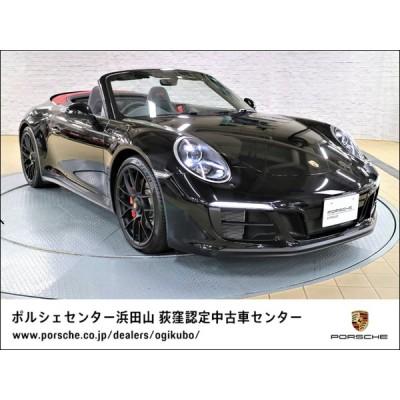 911カブリオレ カレラ GTS PDK ブルメスターハイエンドサウンドシステム