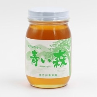青い森の蜂蜜(600g×1本)