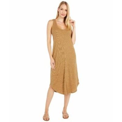 プラーナ レディース ワンピース トップス Corrine Dress Butterscotch Stripe