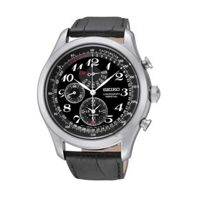 送料無料 新品 腕時計 SEIKO セイコー 海外モデル アラームクロノグラフ ビジネス カジュアル メンズ SPC133P1