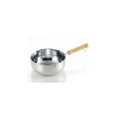タマハシ  (AM-101)「味名人」IH対応アルミ雪平鍋20cm