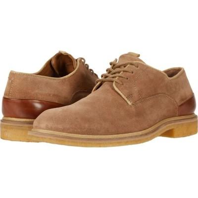 ジョンストンアンドマーフィー J&M Collection メンズ シューズ・靴 Wagner Plain Toe Beige