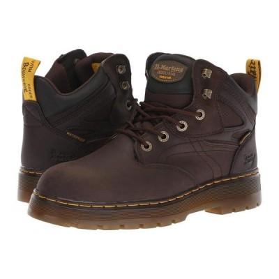 ドクターマーチン メンズ ブーツ・レインブーツ シューズ Plenum WP ST 6-Tie Boot