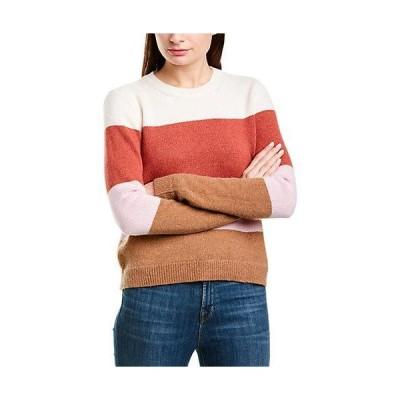 レディース ファッション  Lilla P Wool-Blend Sweater