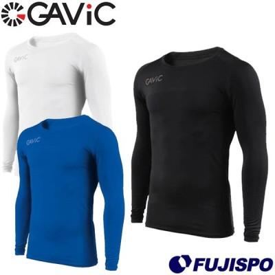 ジュニア ストレッチインナートップ (GA8851)ガビック(GAViC) 長袖 シャツ 丸首【ゆうパケット発送※お届けまでに1週間程かかる場合があります】