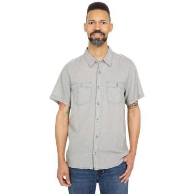 ドード アンドコー メンズ シャツ トップス Honcho Short Sleeve Shirt