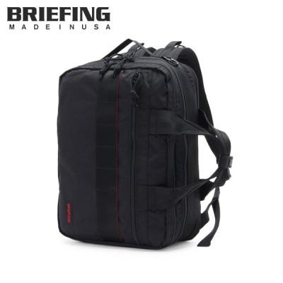 ブリーフィング BRIEFING バッグ ブリーフケース リュック ビジネスバッグ メンズ 17.9L TR-3 S MW ブラック 黒 BRM181402