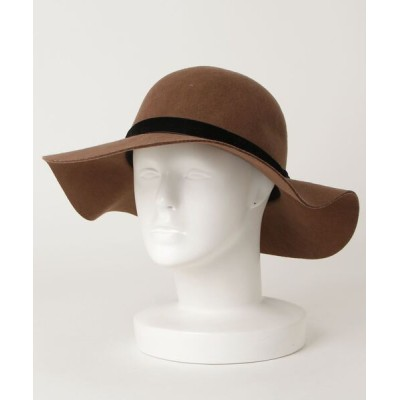 ZOZOUSED / ワンポイントハット WOMEN 帽子 > ハット