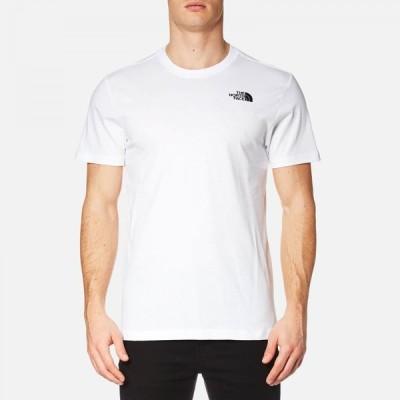 ザ ノースフェイス The North Face メンズ Tシャツ トップス Redbox Celebration Short Sleeve T-Shirt - TNF White White