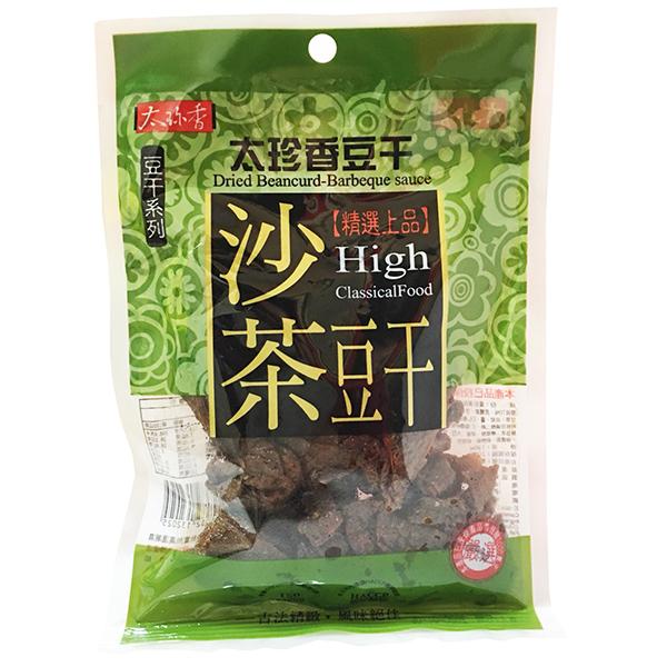 太珍香豆干沙茶豆干120g