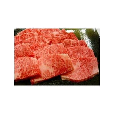 ふるさと納税 AB397SM-C  淡路ビーフ(神戸ビーフ)A4ランク 焼肉 カルビ 1kg 兵庫県南あわじ市