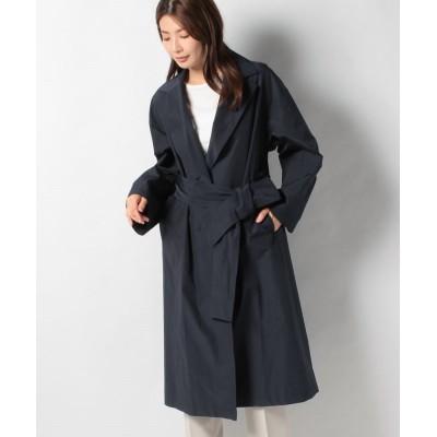 (Leilian/レリアン)【my perfect wardrobe】パッカブルコート/レディース ネイビー