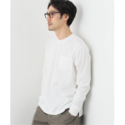 メンズ ベーセーストック MVS-FUNCTION フライス LロングスリーブTシャツ ホワイト L