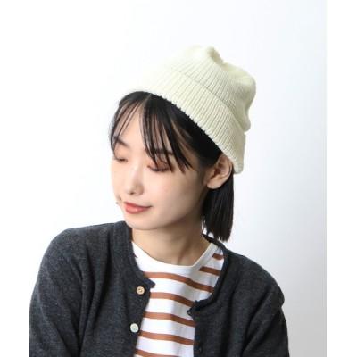 salle de bal / ∴ 【 LEUCHTFEUER / ロイフトフォイヤー 】BORKUM ニット帽・・ WOMEN 帽子 > ニットキャップ/ビーニー