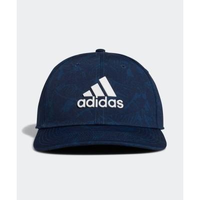 帽子 キャップ PRIMEGREEN ツアープリントキャップ 【adidas Golf/アディダスゴルフ】/ Tour Print Hat