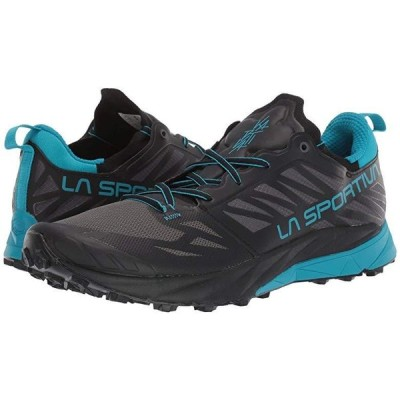 La Sportiva Kaptiva メンズ スニーカー 靴 シューズ Carbon/Tropic/Blue