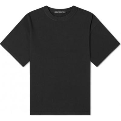 コール バクストン Cole Buxton メンズ Tシャツ トップス Classic CB Tee Black