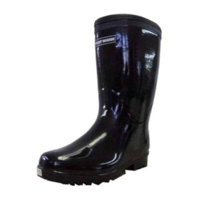 シンセイ 紳士用 軽半長靴(27.0cm)  38041 【返品種別A】