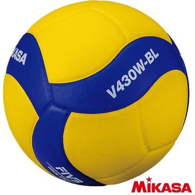 ミカサ バレーボール 4号球 鈴入りバレーボール4号 V430W-BL バレーボール用品
