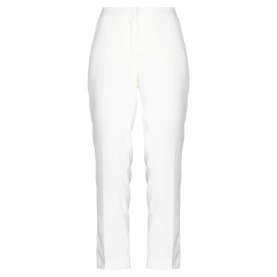 MARCIANO パンツ ホワイト 44 ポリエステル 100% パンツ