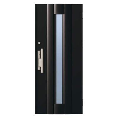 取替用玄関ドア デュガードデュオ DH2000用 ドアセットD-2061-KAG-R(L) YKKap アルミサッシ
