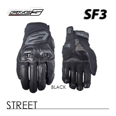 〔Five〕SF3 ナックルプロテクター パームスライダー CE規格取得 レザーグローブ ストリート 街乗り 通勤 通学 ツーリング 正規品 ファイブ