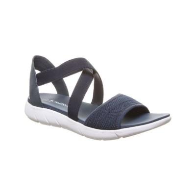 ベアパウ BEARPAW レディース サンダル・ミュール シューズ・靴 Rae Sandals Navy