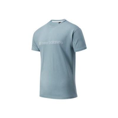 ニューバランス(new balance) グラフィックTシャツ MT11559CYC 半袖 (メンズ)