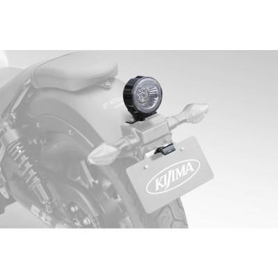 キジマ(KIJIMA) LEDテールランプキット セミスモークレンズ '17~ レブル250 / レブル500 218-4015